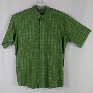 L.L. Bean casual button shirt men's size XXL